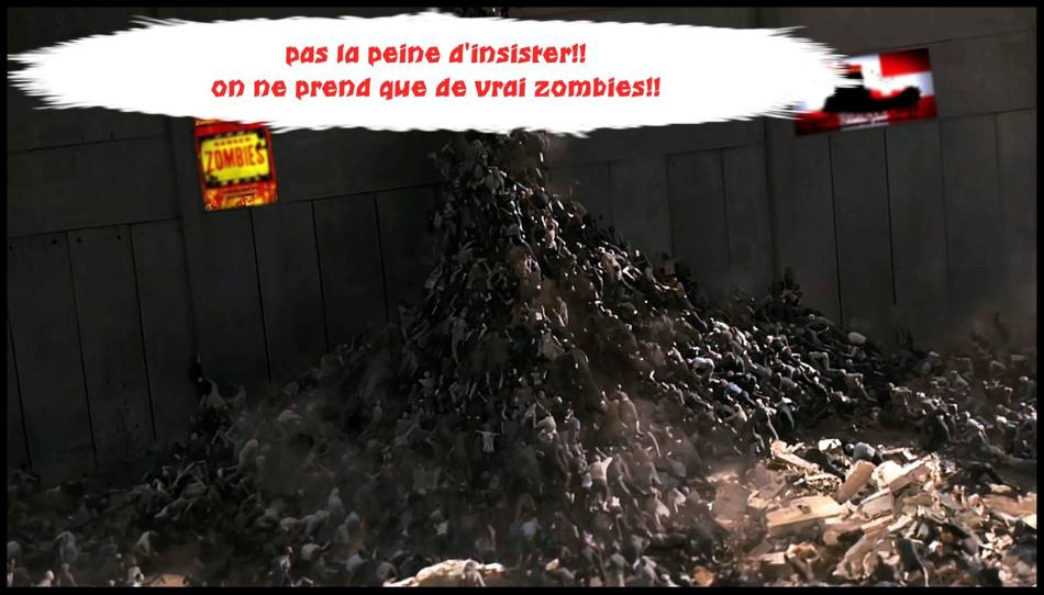 worlld war Z détournement