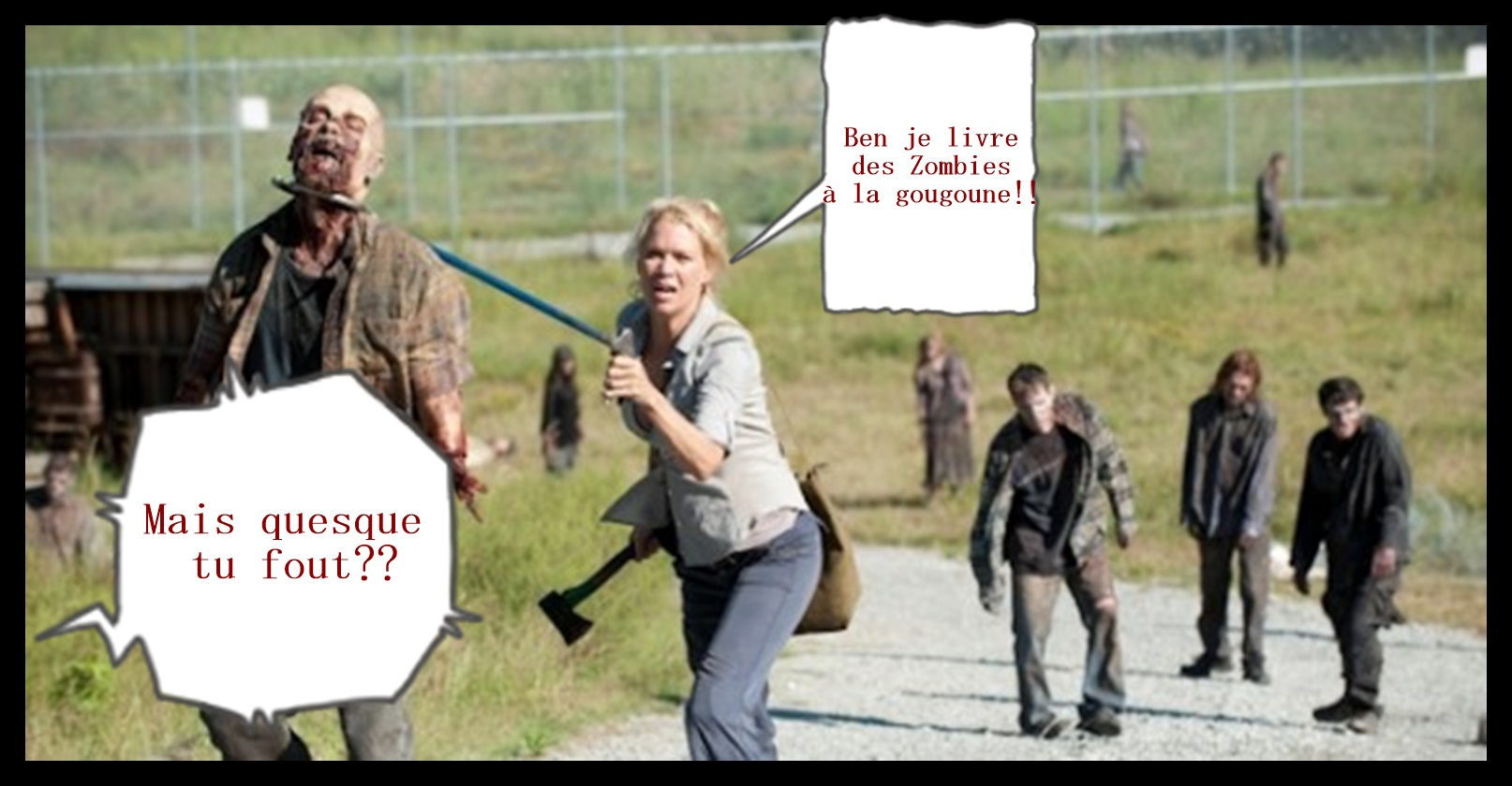 The Walking Dead  Page 3