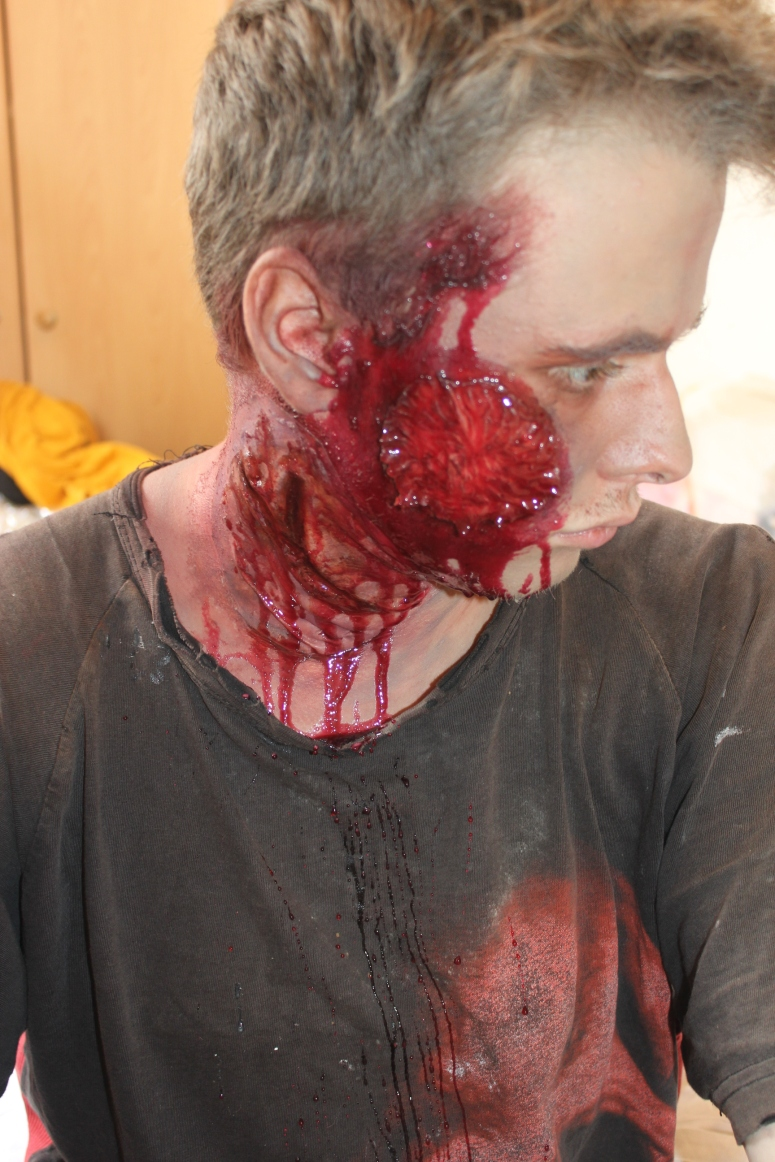 Maquillage Zombies ApozFx Créations