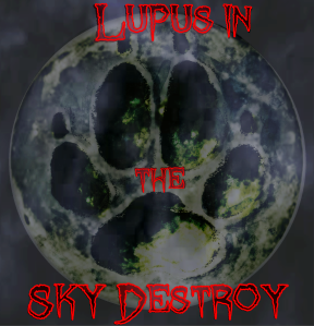 Lupus in the sky destroy