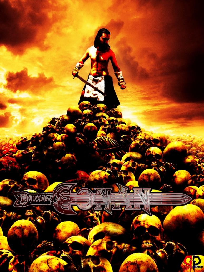 Conan fan film-Affiche teaser