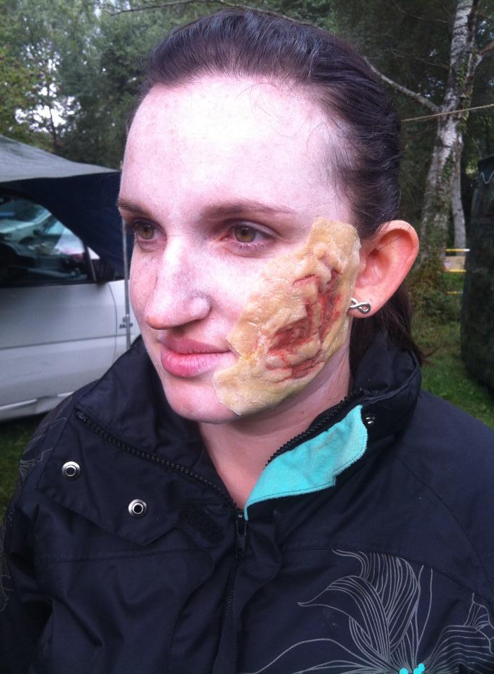 Zombies Prothèse