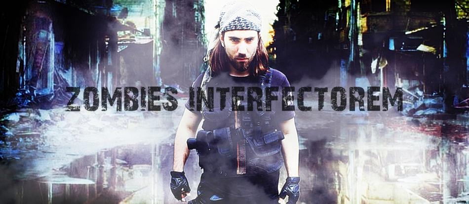 affiche teaser Zombies Interfectorem