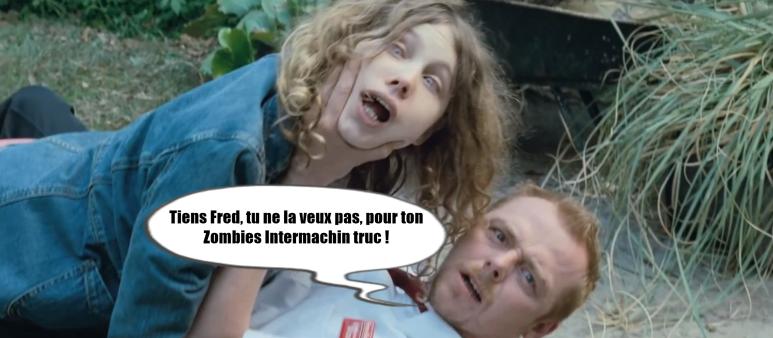 Shaun of the dead détournement