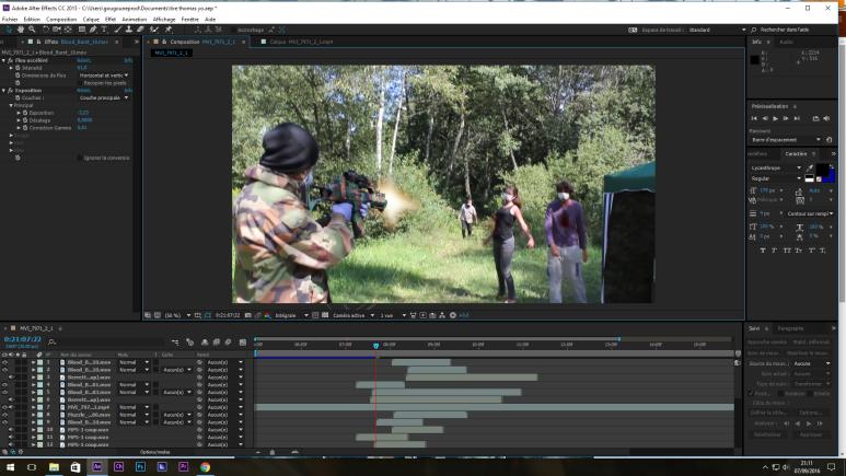 VFX Zombies Interfectorem - ApozFx Créations