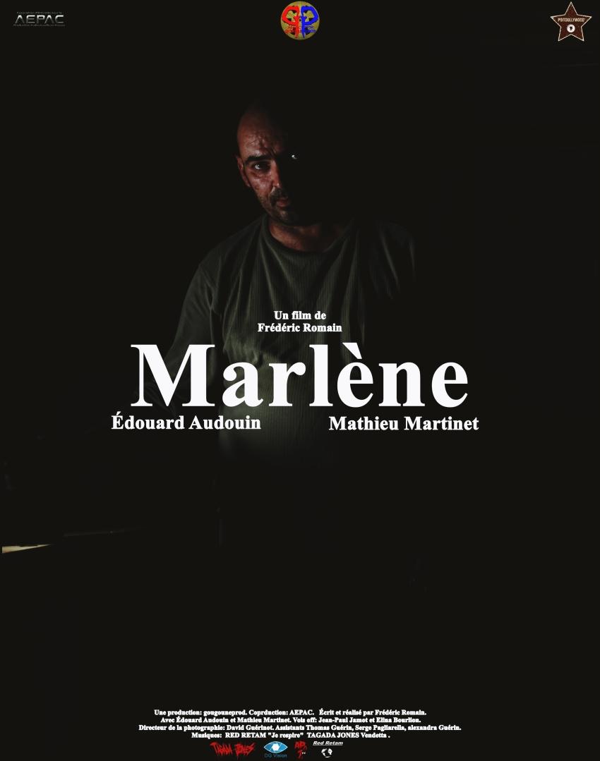 Marlène Affiche officiel