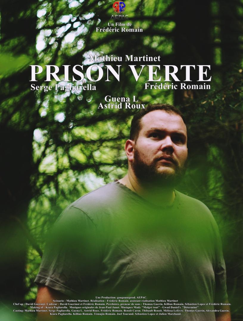 Prison Verte Affiche Officielle